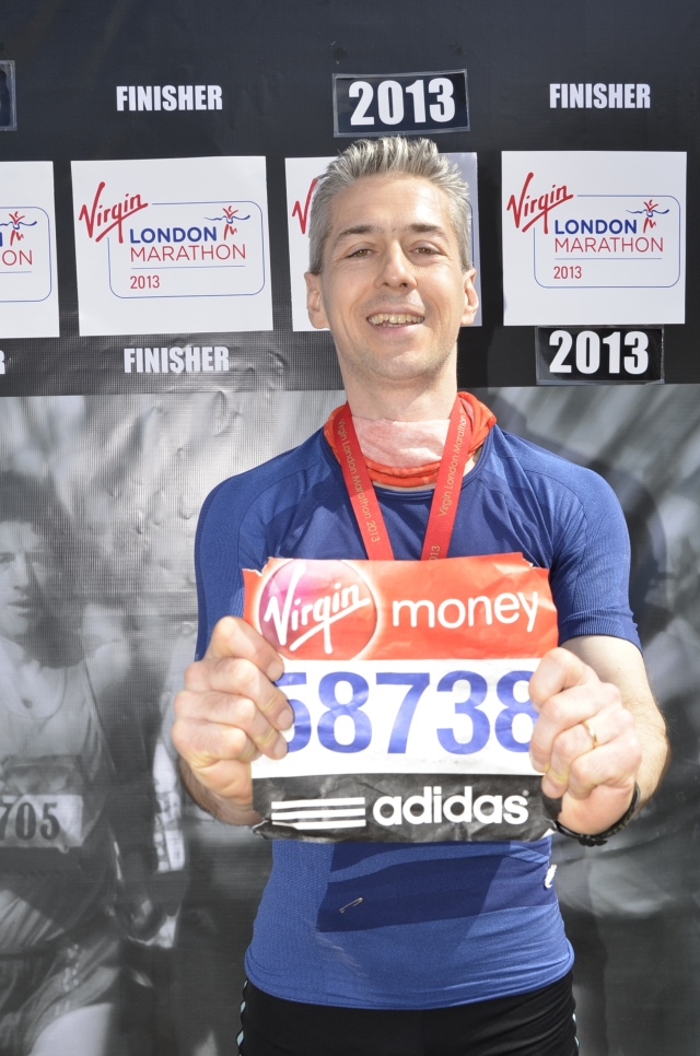 Marathon Londres 1