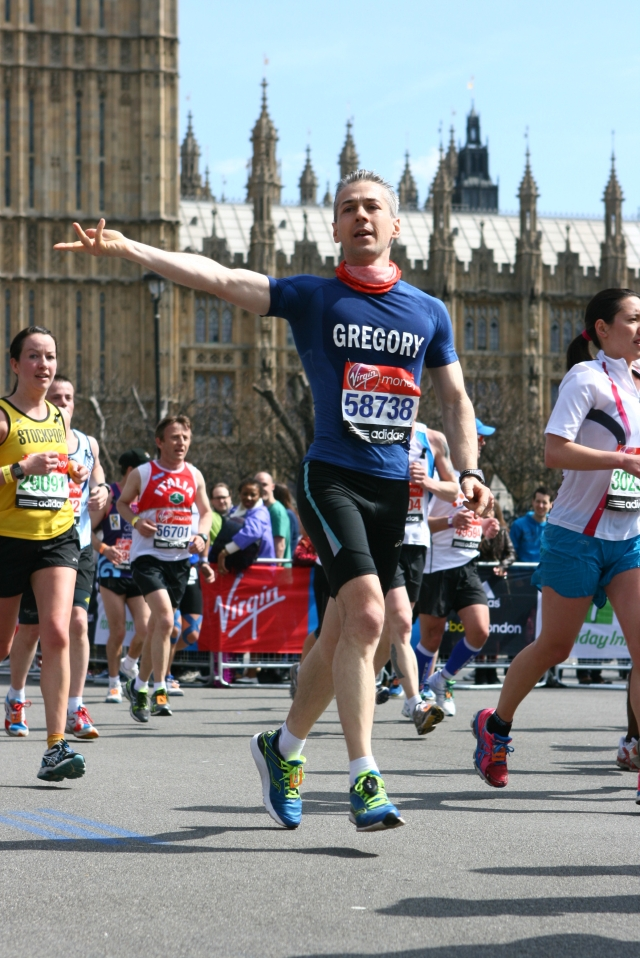 Marathon Londres 5