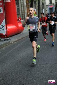 Les Speedform Apollo sur le semi marathon de Lyon
